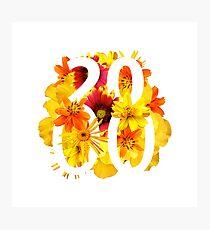 Flower 2000 Photographic Print