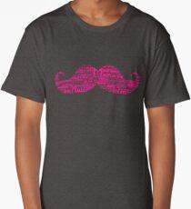 Markiplier Typography Warfstache Long T-Shirt