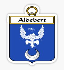 Aldebert Sticker