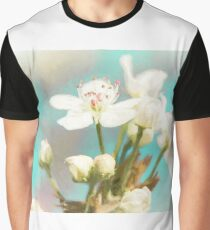 Fruit Blossom Painting Graphic T-Shirt