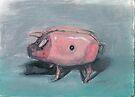Tin Pig by WoolleyWorld