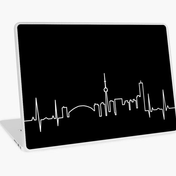 Toronto Heartbeat Laptop Skin