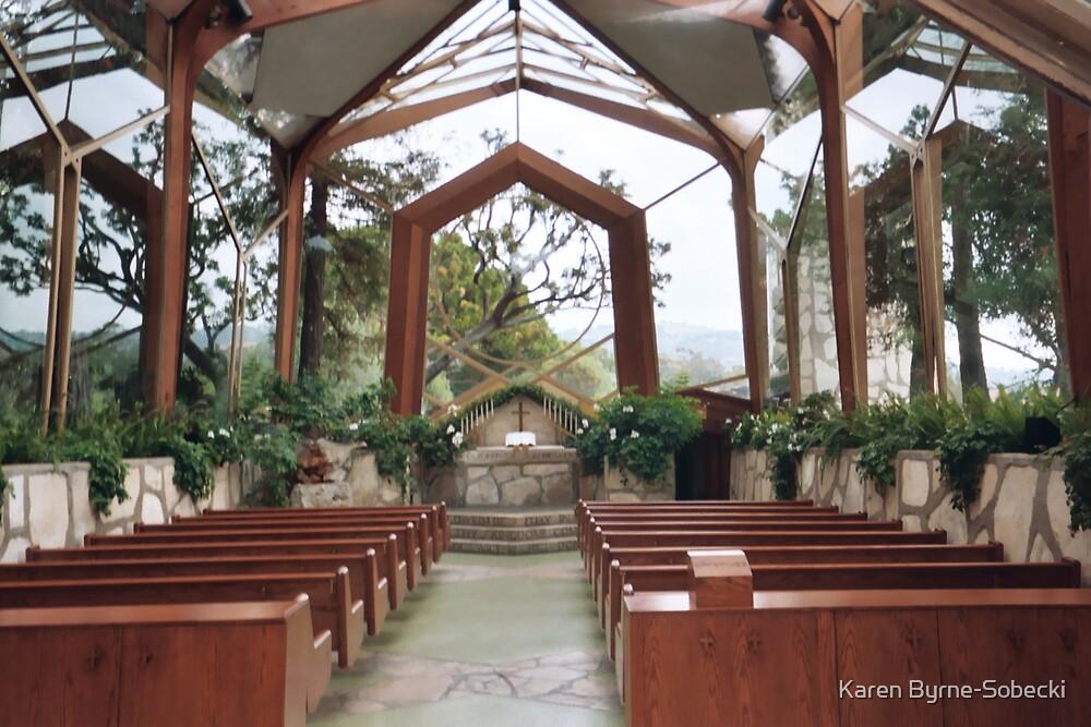 """The Glass Church"" by Karen Byrne-Sobecki"