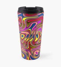 Colorful Bubble Fun Travel Mug