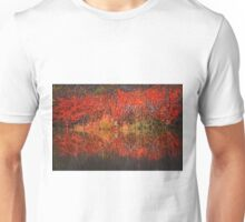 Red Bushes Unisex T-Shirt