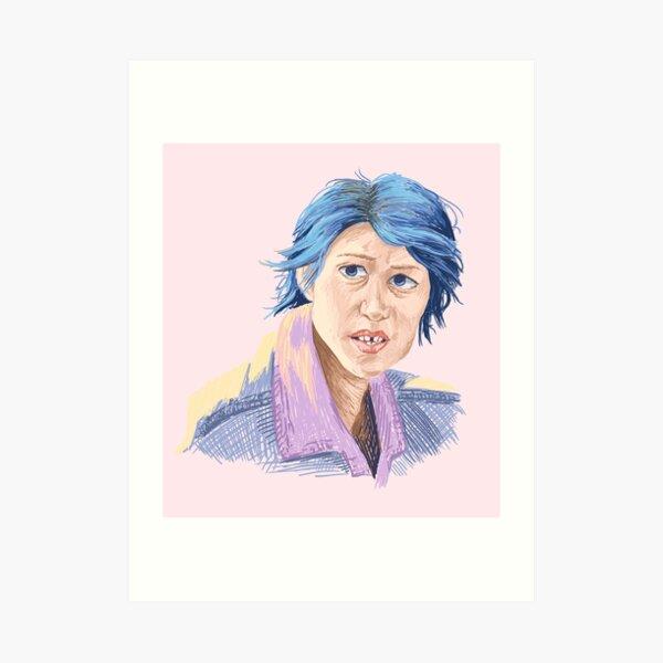 blue is the warmest colour art prints redbubble