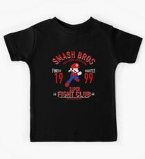 Mushroom Kingdome Fighter Kids Clothes