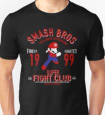 Mushroom Kingdome Fighter Unisex T-Shirt