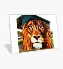 Lion's Head Laptop Skin