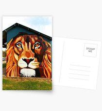 Lion's Head Postcards