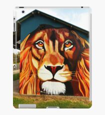 Lion's Head iPad Case/Skin