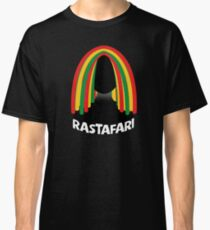 Rastafari For Life Classic T-Shirt