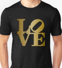 Love Park - Philadelphia  Unisex T-Shirt