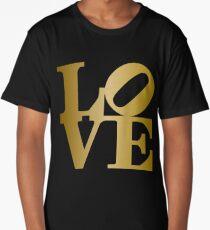 Love Park - Philadelphia  Long T-Shirt