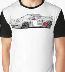 Zelio Race Car Graphic T-Shirt