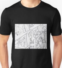 time will tell Unisex T-Shirt