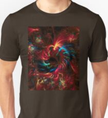 Abstract Radiation Unisex T-Shirt