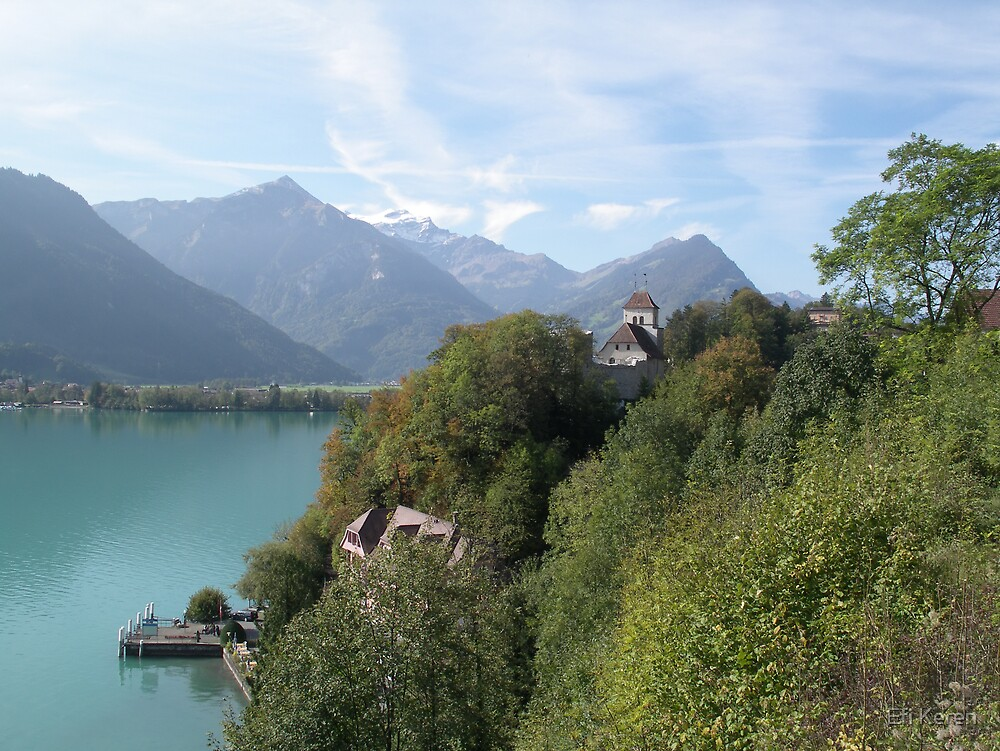 Brienz lake	 by Efi Keren