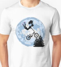 Forget Phoning Home - Its All About The Airtime! Unisex T-Shirt
