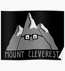 mount cleverest Poster