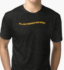 Lil Uzi Vert Xo Tour Life Quote Tri-blend T-Shirt