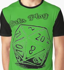 Let's Play Graphic T-Shirt