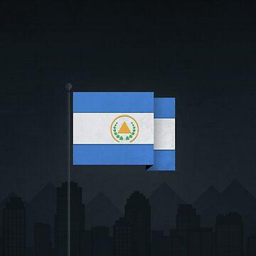 El Salvador by FlatFlags