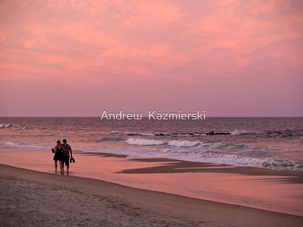 Sunset Walk by andykazie
