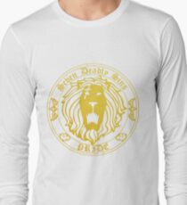 Lion's Pride Back Long Sleeve T-Shirt