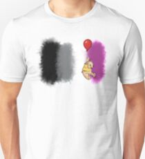 Pride Bear Asexual T-Shirt