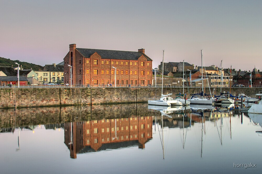 Whitehaven Queens Dock by horrgakx