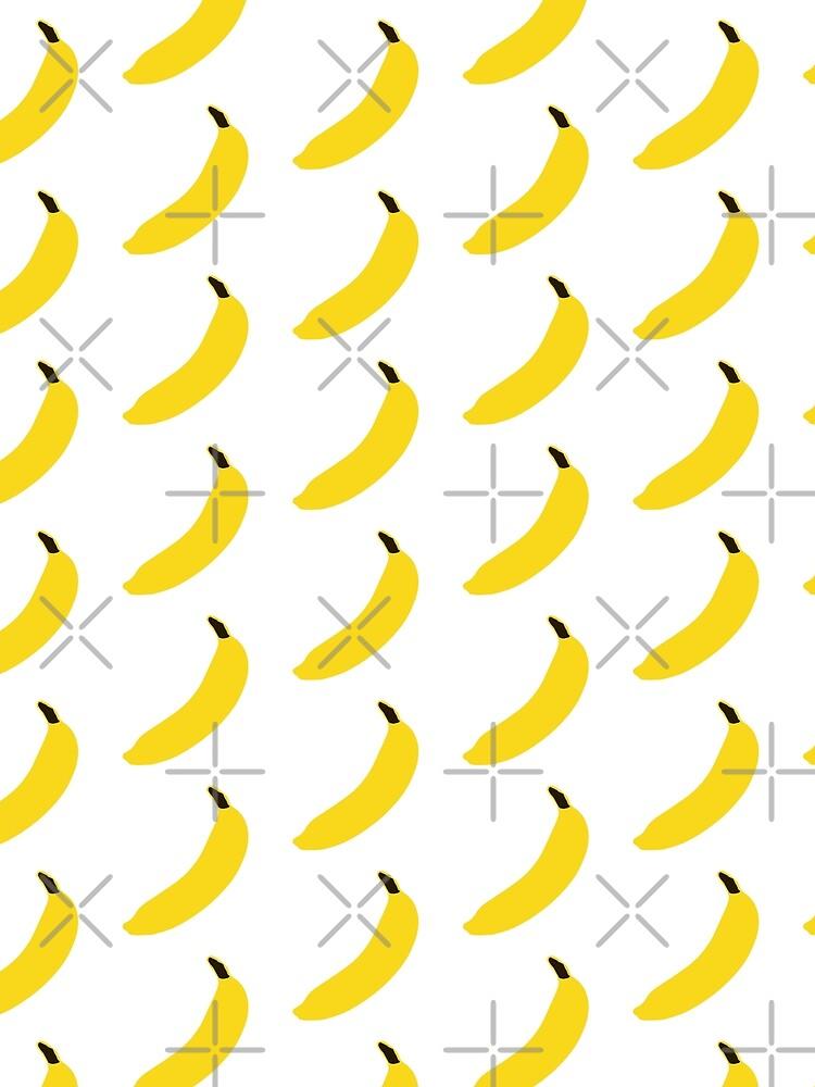 Andy Warhol Minimal Banana by pizzacontigo