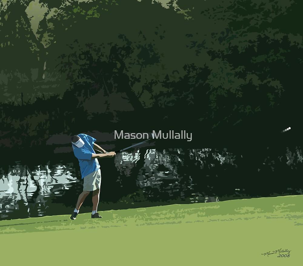Golf by Mason Mullally