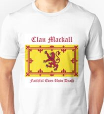 Mackall - Scottish Clan Unisex T-Shirt