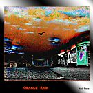 Orange Rain. by AndyReeve