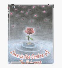 Spiritual t shirt Rose of the Universe iPad Case/Skin