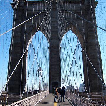Brooklyn Bridge by TimDuck