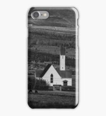 Two Horses - Two Sheep iPhone Case/Skin