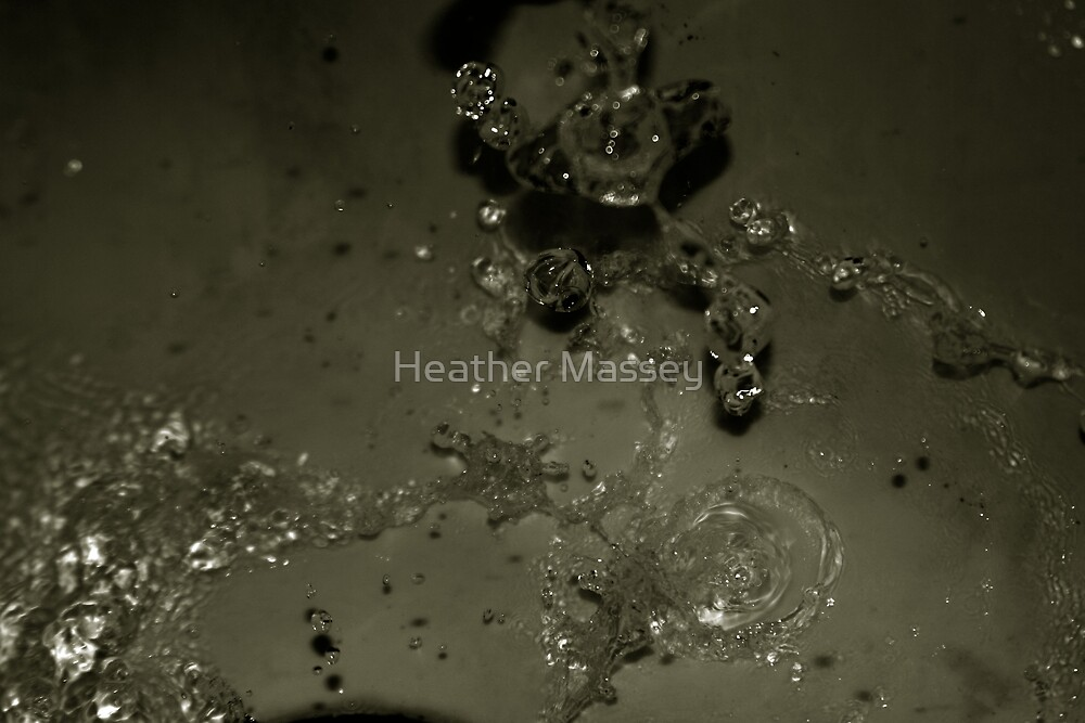 Droplet by Heather Massey