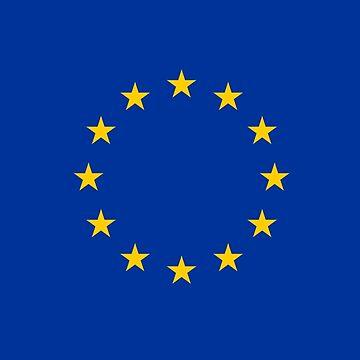 EU Duvet Cover - European Union by deanworld