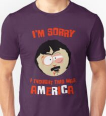 Randy Marsh Unisex T-Shirt