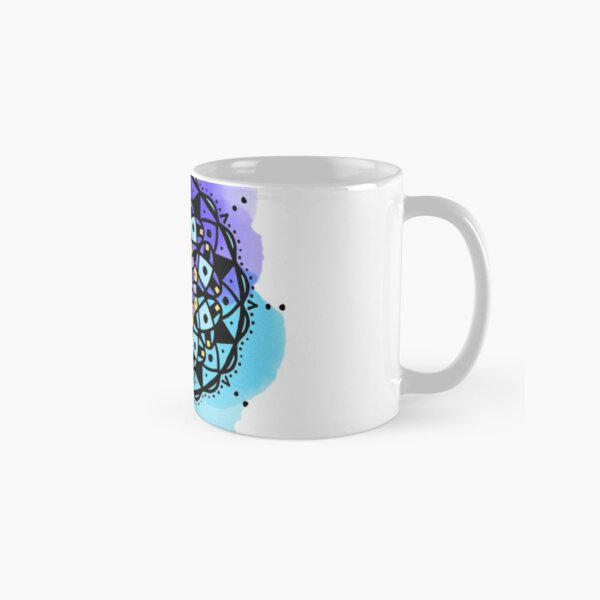 Good Morning Mandala Classic Mug