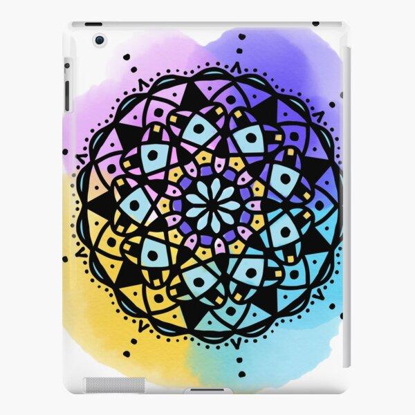 Good Morning Mandala iPad Snap Case