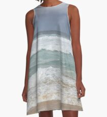 Beautiful Ocean Beach Dress A-Line Dress