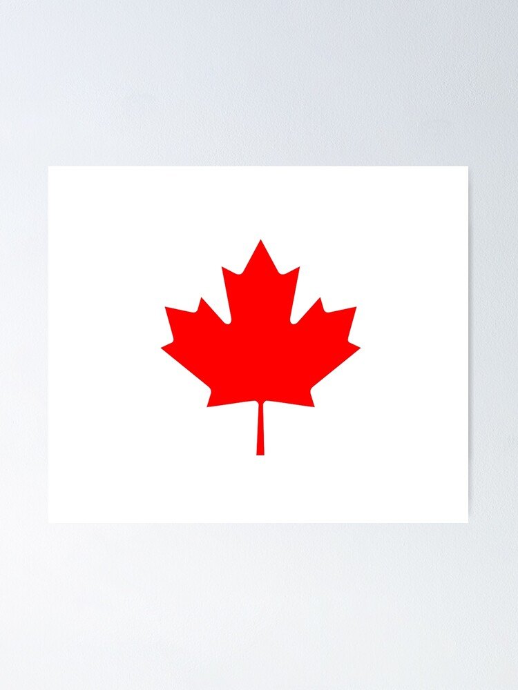 Canada Maple Leaf Kids Hoodie Sweatshirt