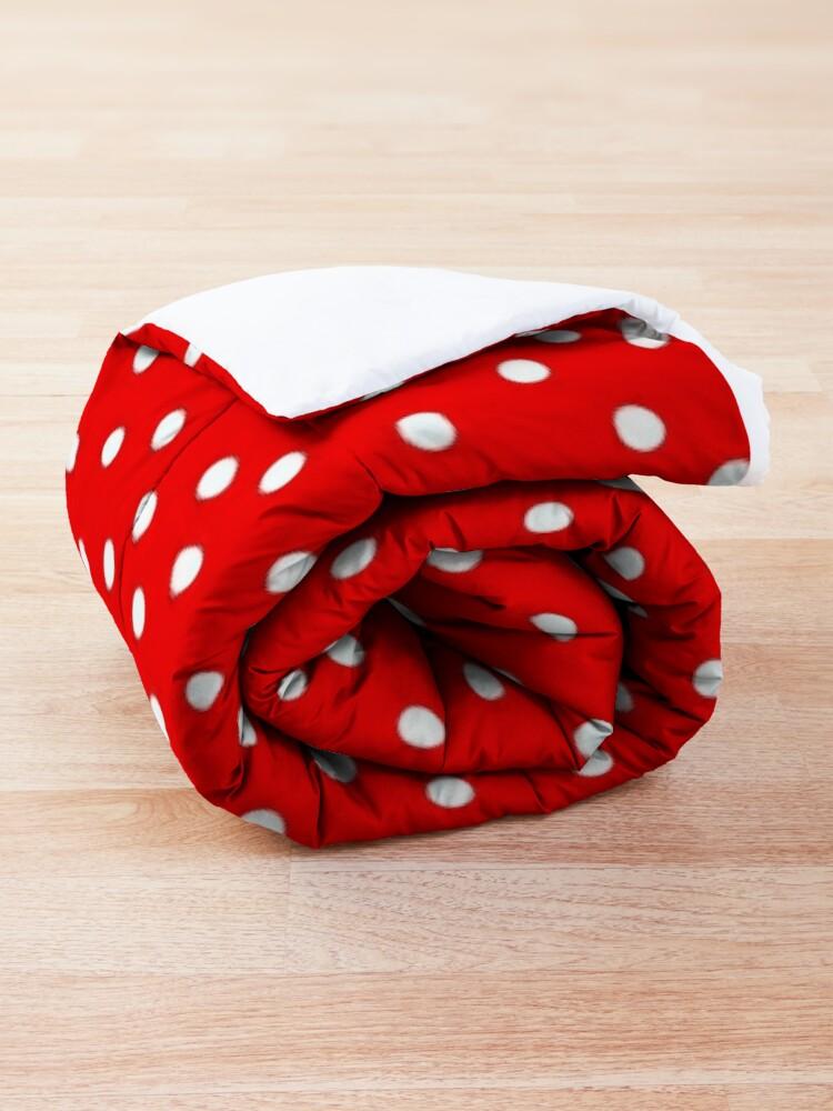 Alternate view of Polka Dot Bedspread Comforter