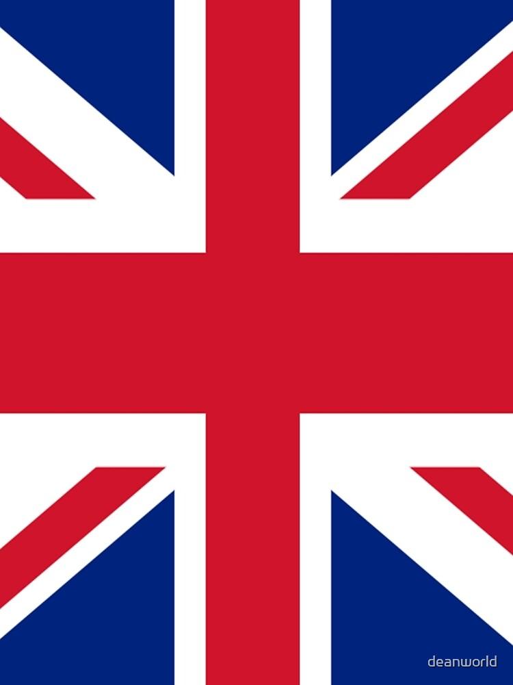 Union Jack 1960s Mini Skirt - Best of British Flag by deanworld