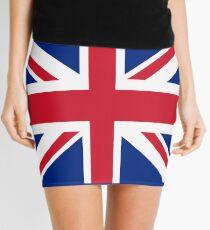 Union Jack 1960s Mini Skirt - Best of British Flag Mini Skirt