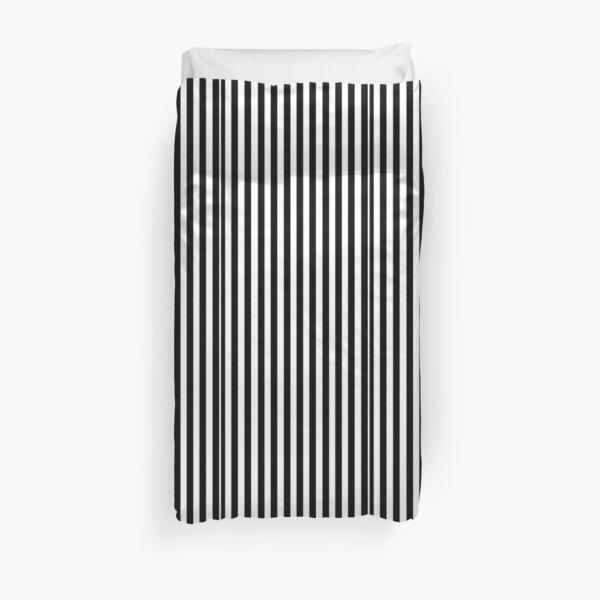 Black White Striped Pillow Cushion Cover Skirt Duvet Cover