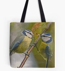 a cracking pair of tits Tote Bag